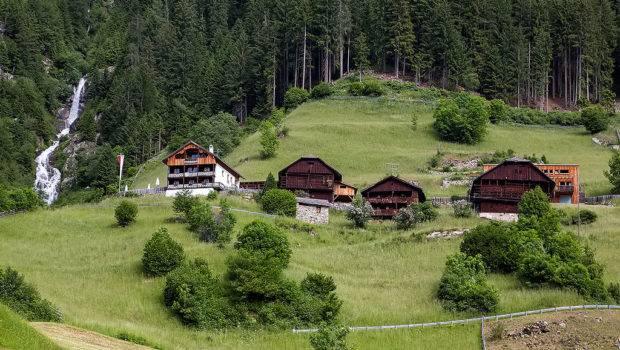 Living Mountains Austrian Italian Border