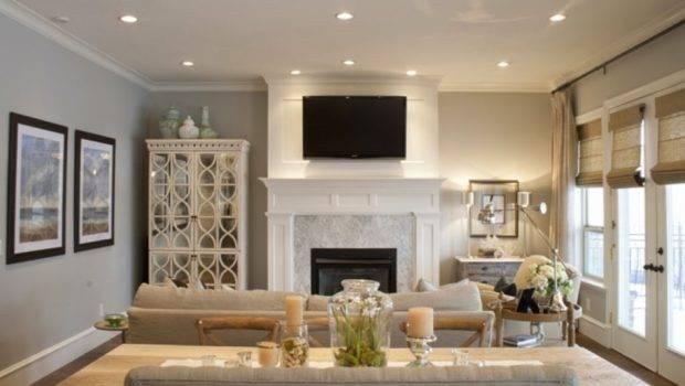 Living Room Color Ideas Warm Gathering Spot