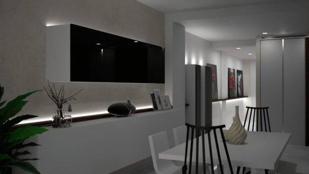 Living Room Corridor Decoration Decoraci Interiores