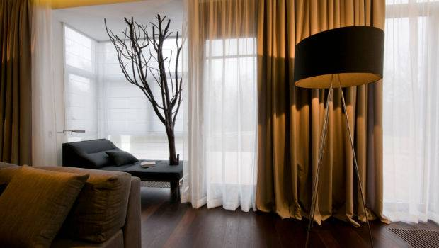 Living Room Curtains Decorating Ideas Different Style Aida