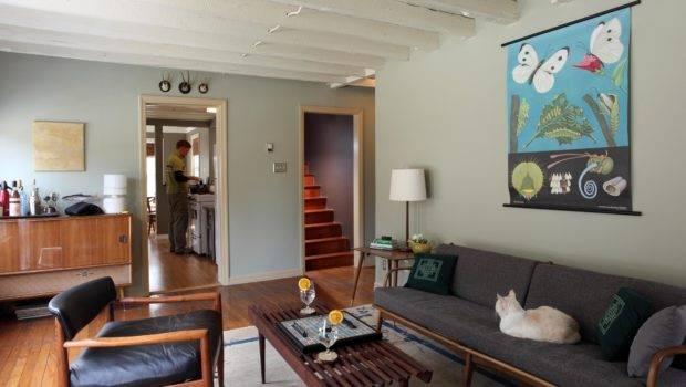 Living Room Danish Modern Influenced Flickr Sharing