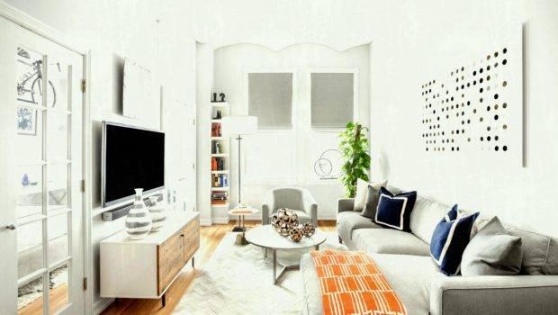 Living Room Decorate Apartment Interior Design Ideas