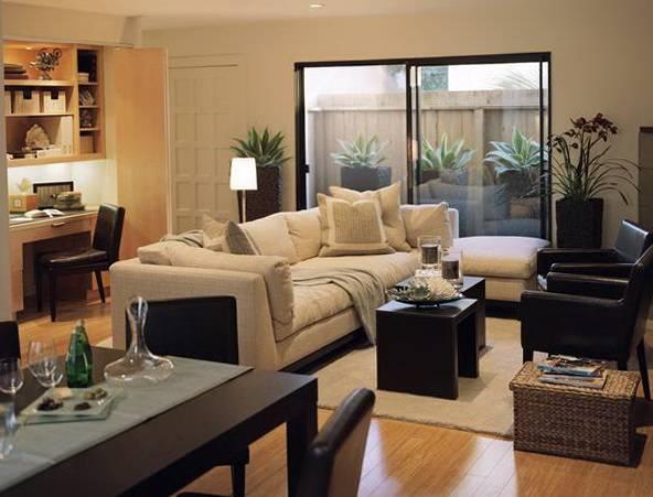 Living Room Design Small Townhouse Fansrepics Info - Cute ...