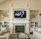 Living Room Designs Fireplace Design