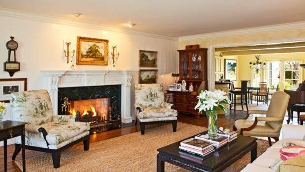Living Room Dining Fireplace Furniture Set