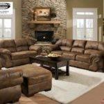 Living Room Furniture Sofas Beautiful Pinto Tobacco Finish