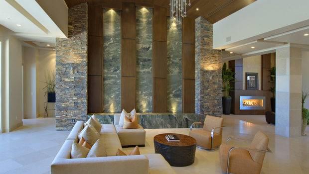 Living Room Interior Designs Furniture Casual