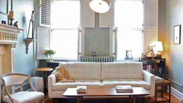 Living Room Pleasant Contemporary Condo Design Small
