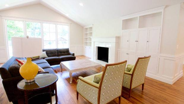 Living Room Remodel New Designs Tulsa