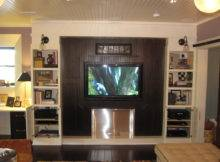 Living Room Wall Cabinet Designs Ideas Units Rooms