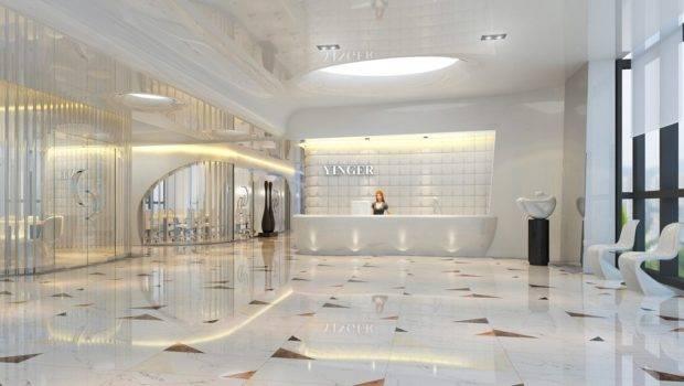 Lobby Design Entrance Lift