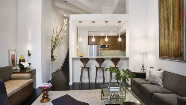 Loft Apartment Interior Design Ideas Small Space