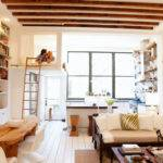 Loft Bed Bunk Mezzanine Bedroom Interior Design Ideas