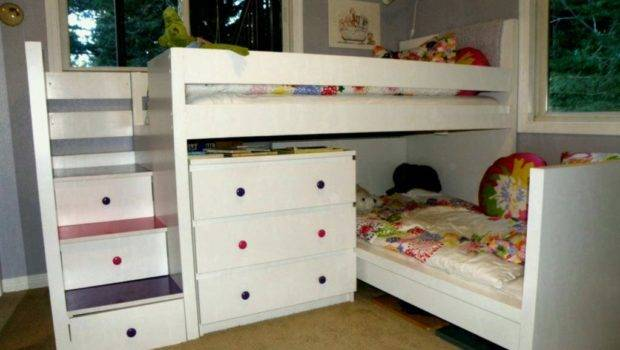 Loft Bed Great Space Saver Wonder Kids Would Like