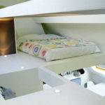 Loft Bedroom Condo Solution Small Area Decorative