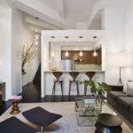 Loft Style Apartment Design New York Idesignarch Interior