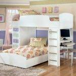 Loft Teenage Ideas Girl Bedroom Bunk Bed Design