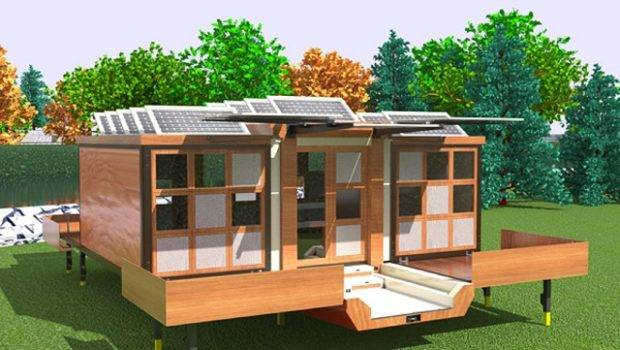Log Cabin Mobile Homes Modern Modular Home