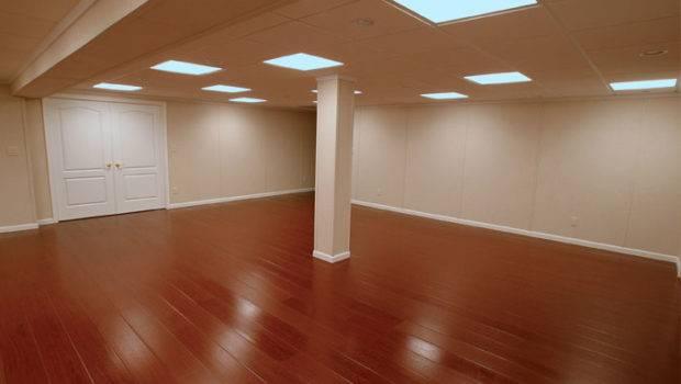Looking Renovate Basement Flooring