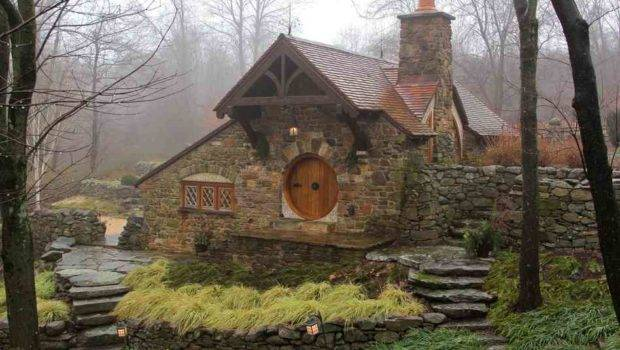 Lord Rings Hobbit House Home Designs