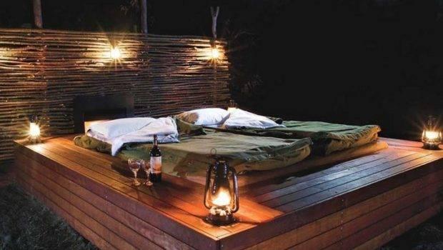 Los Cabos Mexico Outdoor Bed Incredible Extravagant Beds