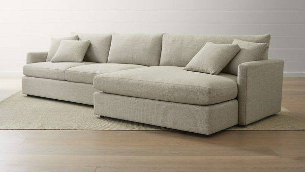 Lounge Piece Right Arm Double Chaise Sectional Sofa