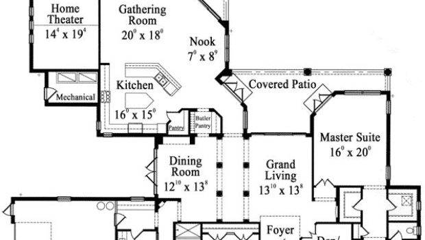 Love Floor Plan Its Perfect One Story House