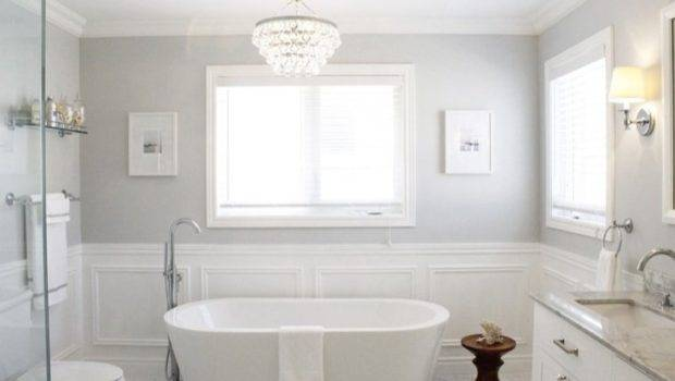 Love Light Grey Paint Color Amdolcevita Dolce Vita Bathroom