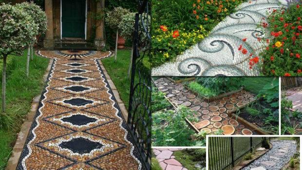 Lovely Garden Path Walkways Ideas Home