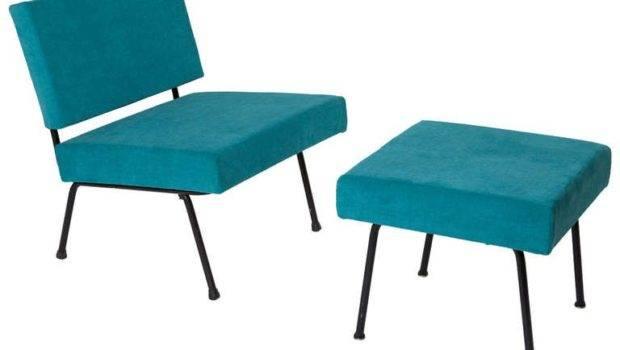 Low Chair Ottoman Knoll Florence Stdibs