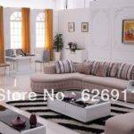 Low Seating Furniture Modern Top Quality Imported Cow