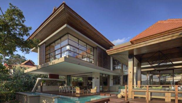 Luxurious Contemporary Modern South African Sgnw House Metropole