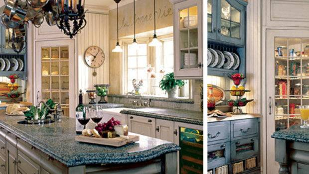 Luxurious Ideas Country Kitchen Designs French Kitchens