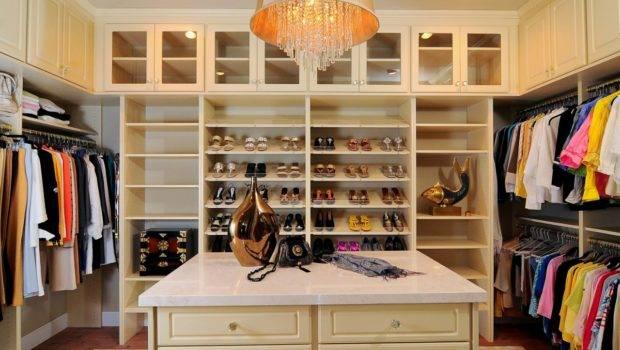 Luxurious Master Closet Kerrie Kelly Hgtv