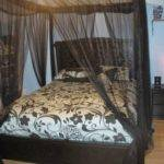 Luxury Canopy Bed Curtains Ideas White Curtain Diy