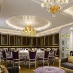 Luxury Dining Room Mediterranean Style Excellent
