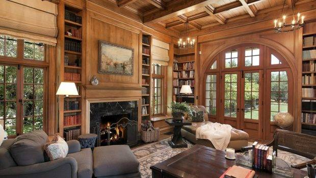 Luxury Home Libraries Worth Studying Sotheby