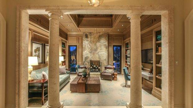 Luxury Homes Outrageously Beautiful Libraries
