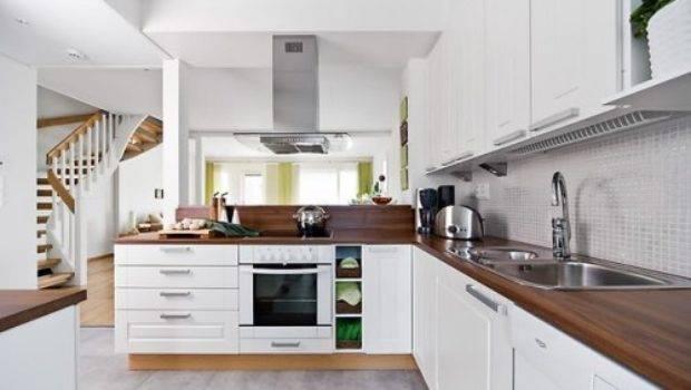 Luxury Modern Scandinavian Kitchen Designs