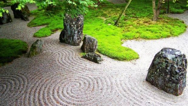 Made Think Those Zen Gardens Rake Sand Into