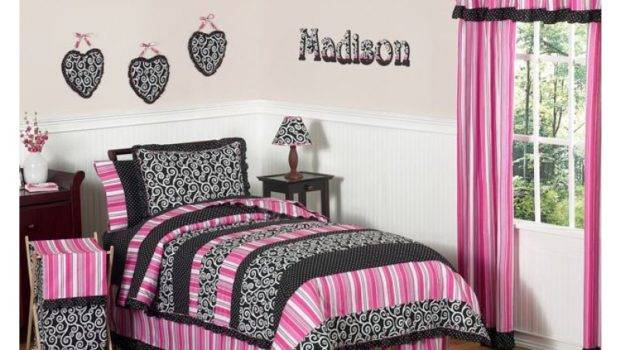 Madison Teen Bedding Collection Sweet Peaches