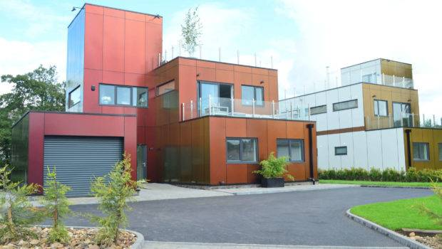 Make Former Shipping Containers Your Home