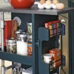 Make Kitchen Storage Cart