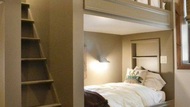 Make Most Your Bedroom These Double Deck
