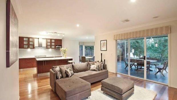 Make Small Spaces Spacious Openplan Living