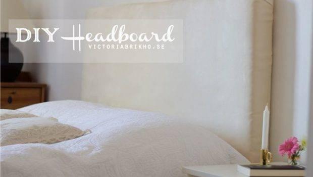 Make Your Own Headboard Diy Pinterest