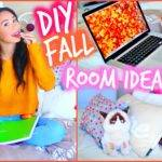 Make Your Room Cozy Fall Diy Decorations Cheap Youtube
