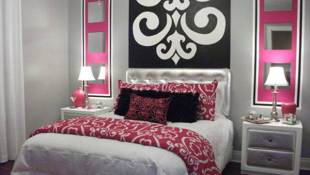 Makeup Theme Bedroom Simple Home Decoration