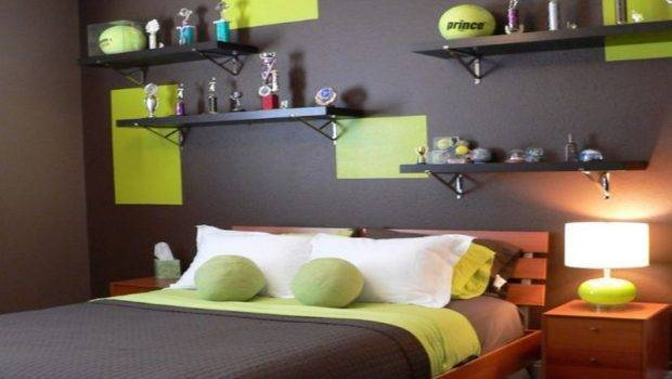 Male Teenage Room Idea Colours Grey Design Teen Boy