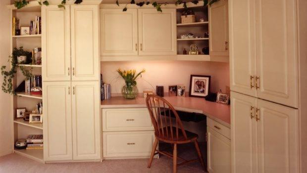 Malka Closet Custom Home Office Napa